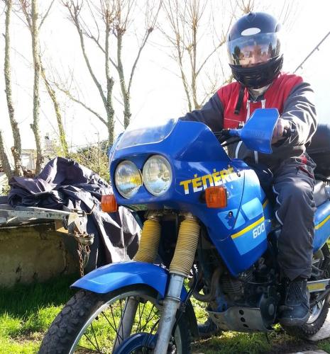 Yamaha,Tenere 600