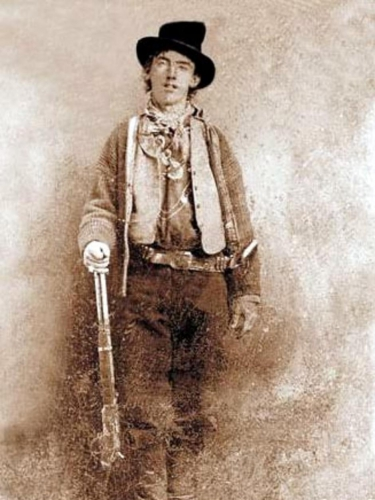 Billy the kid,far_west,cow-boy,media manipulation